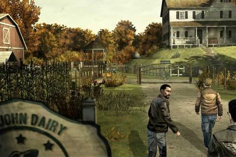 Test PS Vita: The Walking Dead: A TellTale Game Series (season 1)