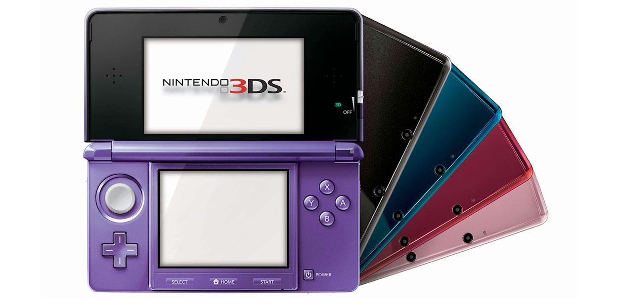 Vente Nintendo 3DS 2013