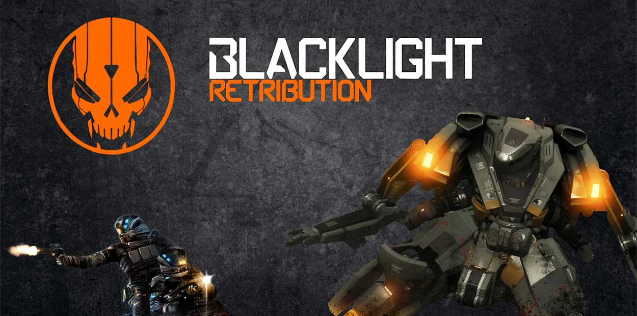 Mise à jour Blacklight: Retribution