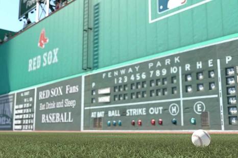 Quelques détails sur MLB 14 The Show