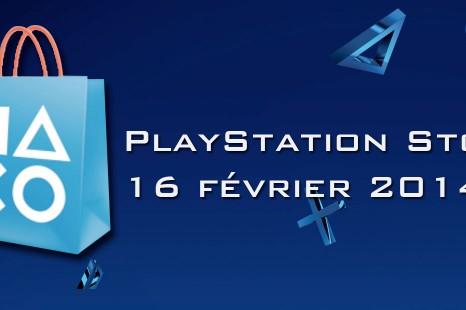 Nouveautés PlayStation Store, semaine du 16 février 2014