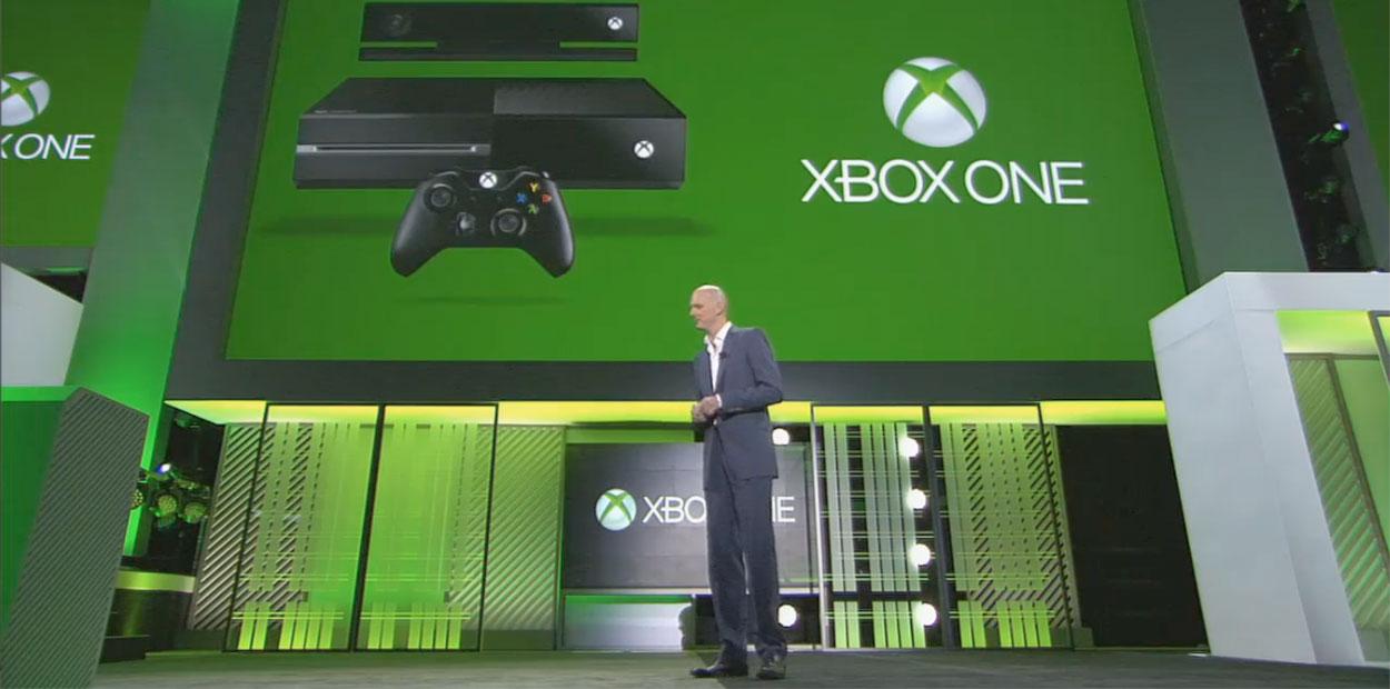Statistiques de vente Xbox One