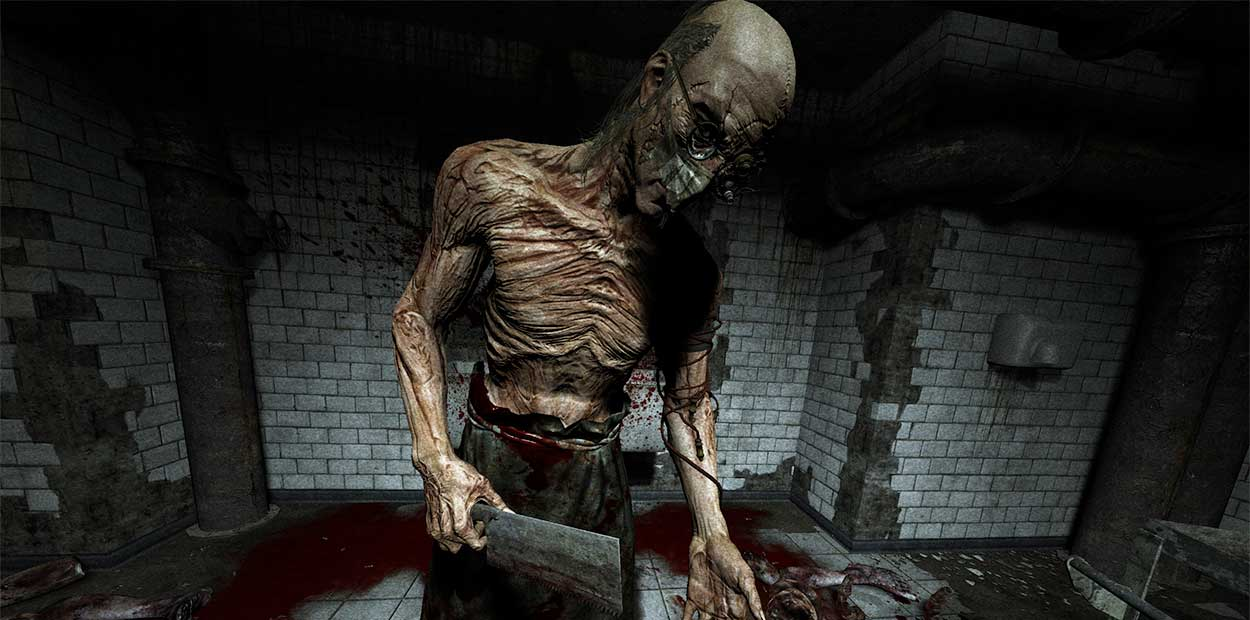 Test PS4 Outlast