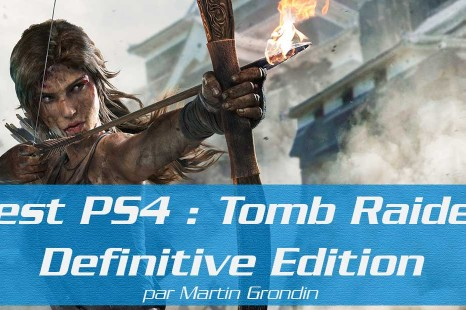 Test PS4: Tomb Raider – Definitive Edition