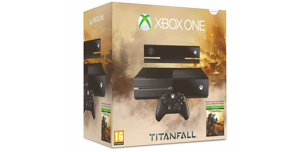 Xbox One Édition Titanfall