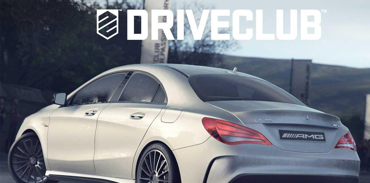 Date de sortie Driveclub