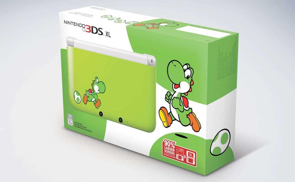 Ensemble Yoshi 3DS
