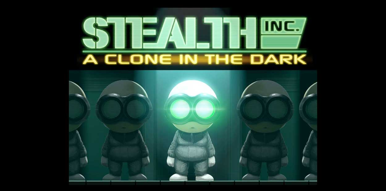 PS4 Stealth Inc. A Clone in the Dark