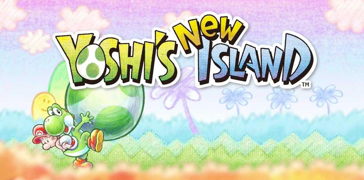 Test 3DS Yoshi's New Island