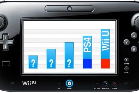 La Wii U conserve son avance sur la PS4 au Japon
