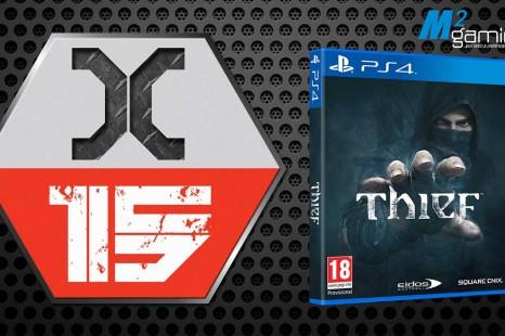 X-15: Thief pour la PS4