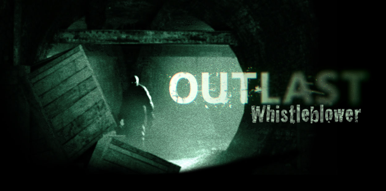 Whistleblower Outlast PS4