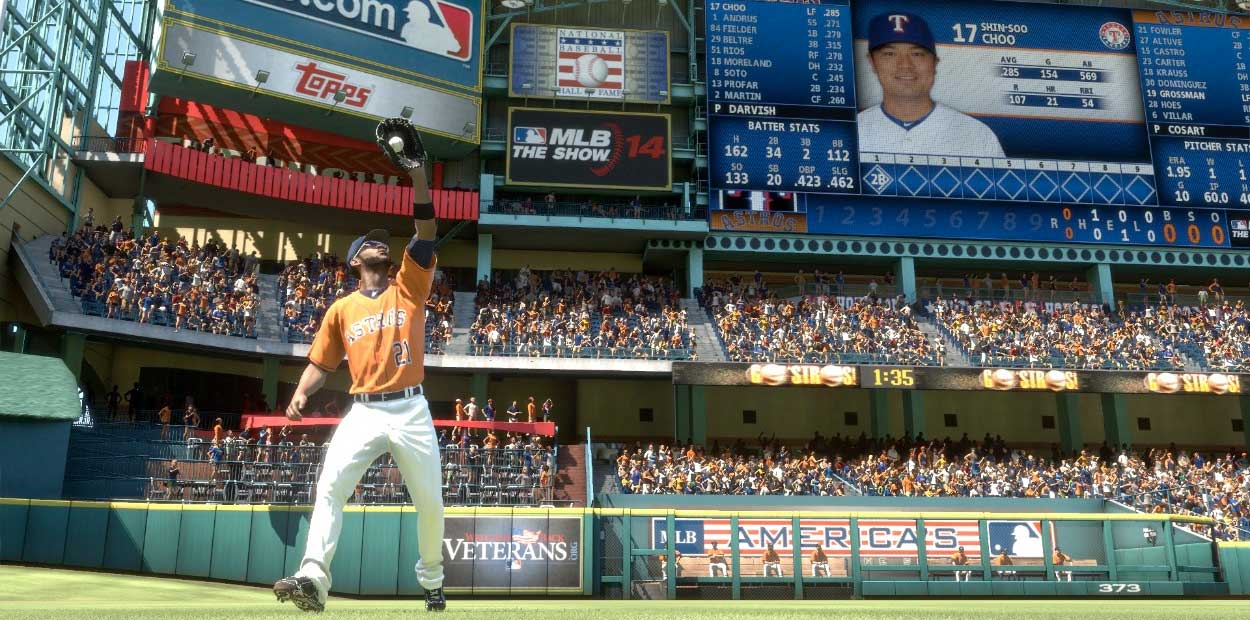 Baseball MLB 14 The Show PS4
