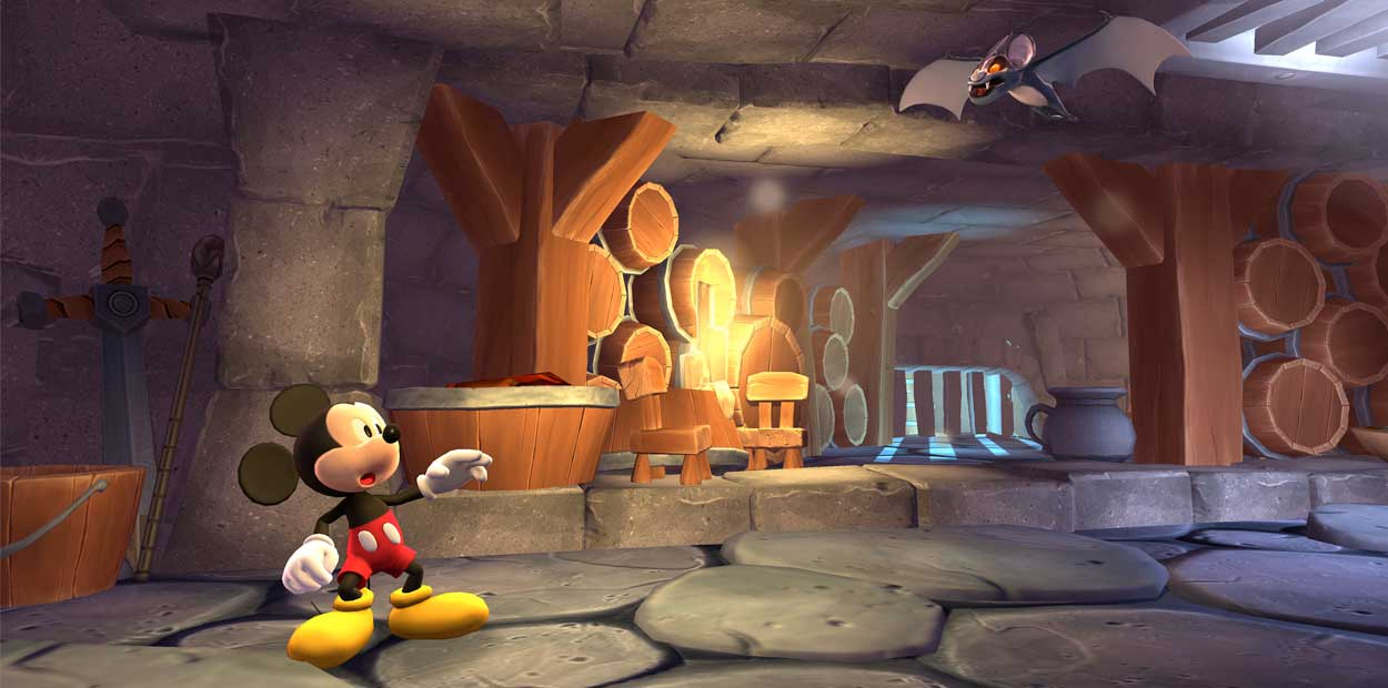Castle of Illusion PS3