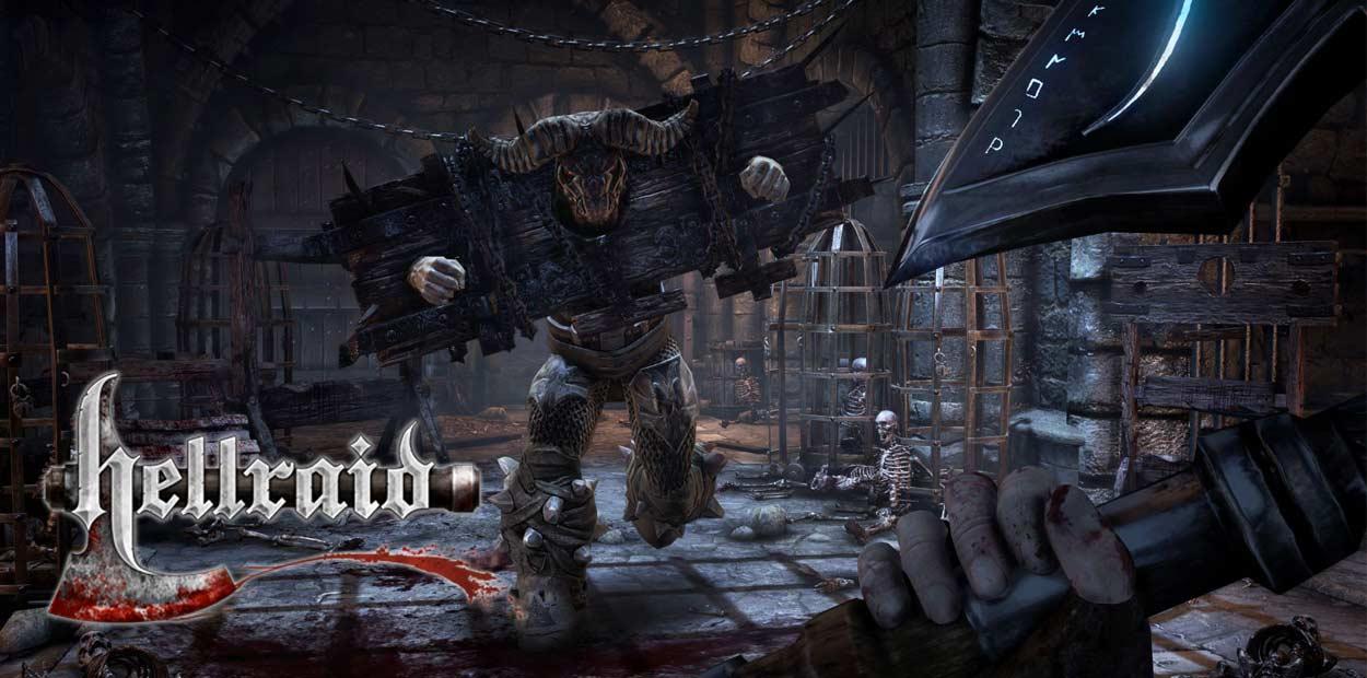 Hellraid Xbox One PS4