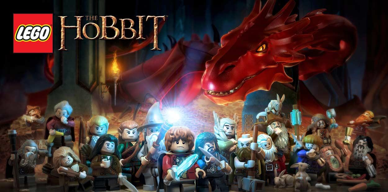 test xbox one lego the hobbit