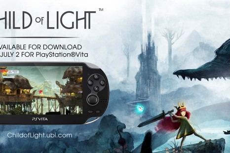 PS Vita | Child of Light disponible le 1er juillet prochain!
