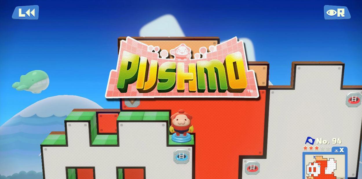 Pushmo Wii U