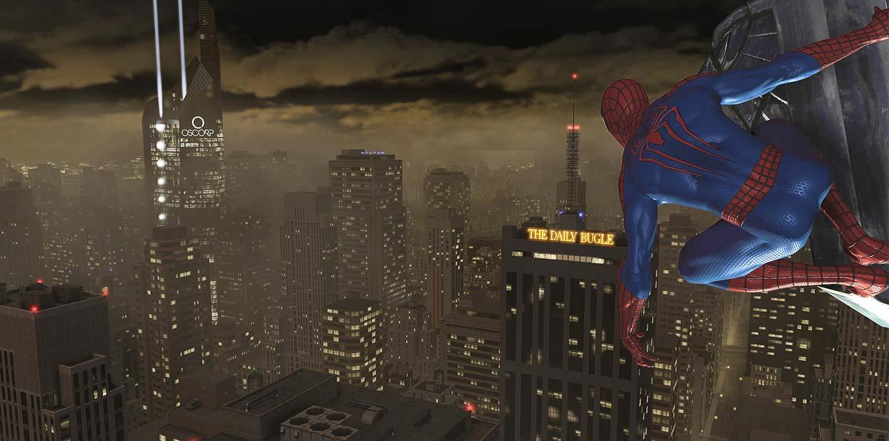 The Amazing Spiderman 2 Xbox Live