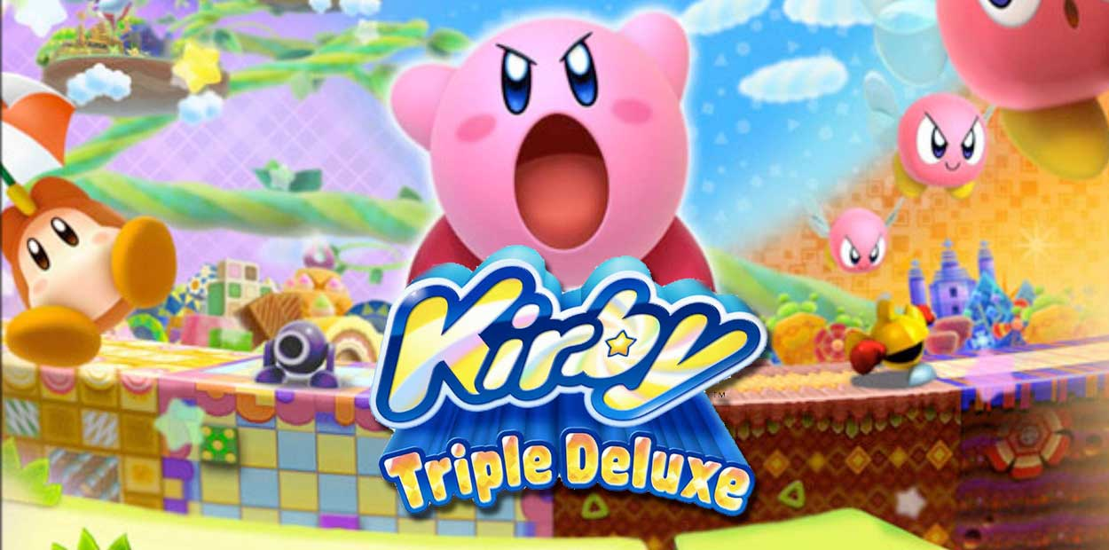 Test Kirby Triple Deluxe