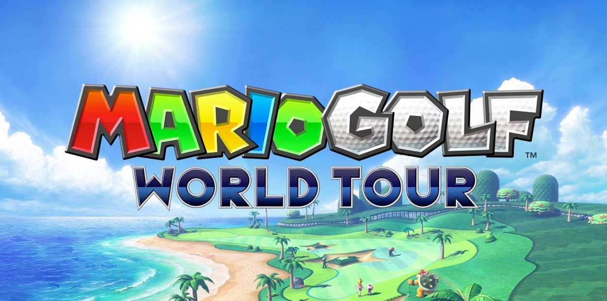 Test Mario Golf World Tour