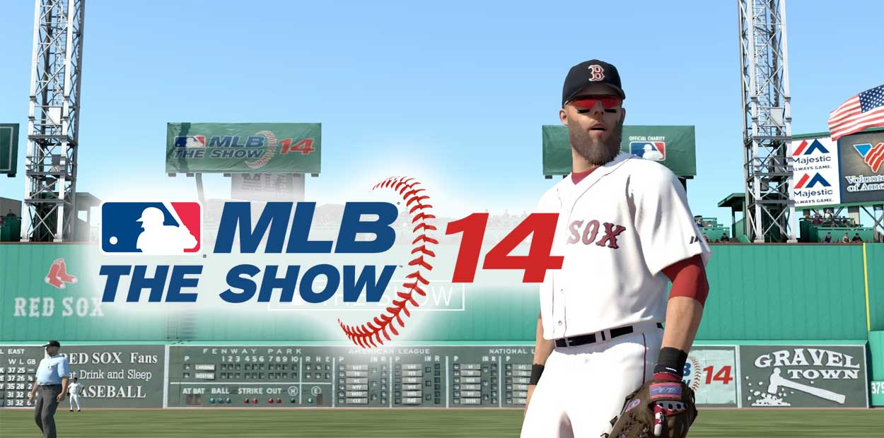 Test PS4 MLB The Show 14