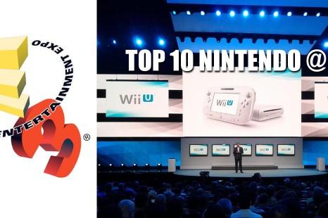E3 2014 | Top 10 des jeux et annonces de Nintendo