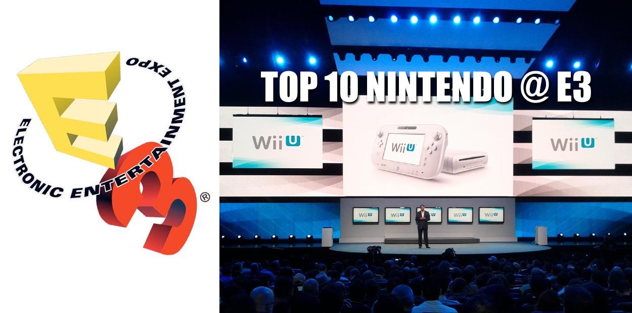 E3 2014 Top 10 Nintendo