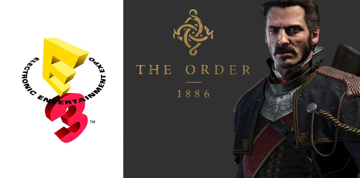 E3 The Order 1886