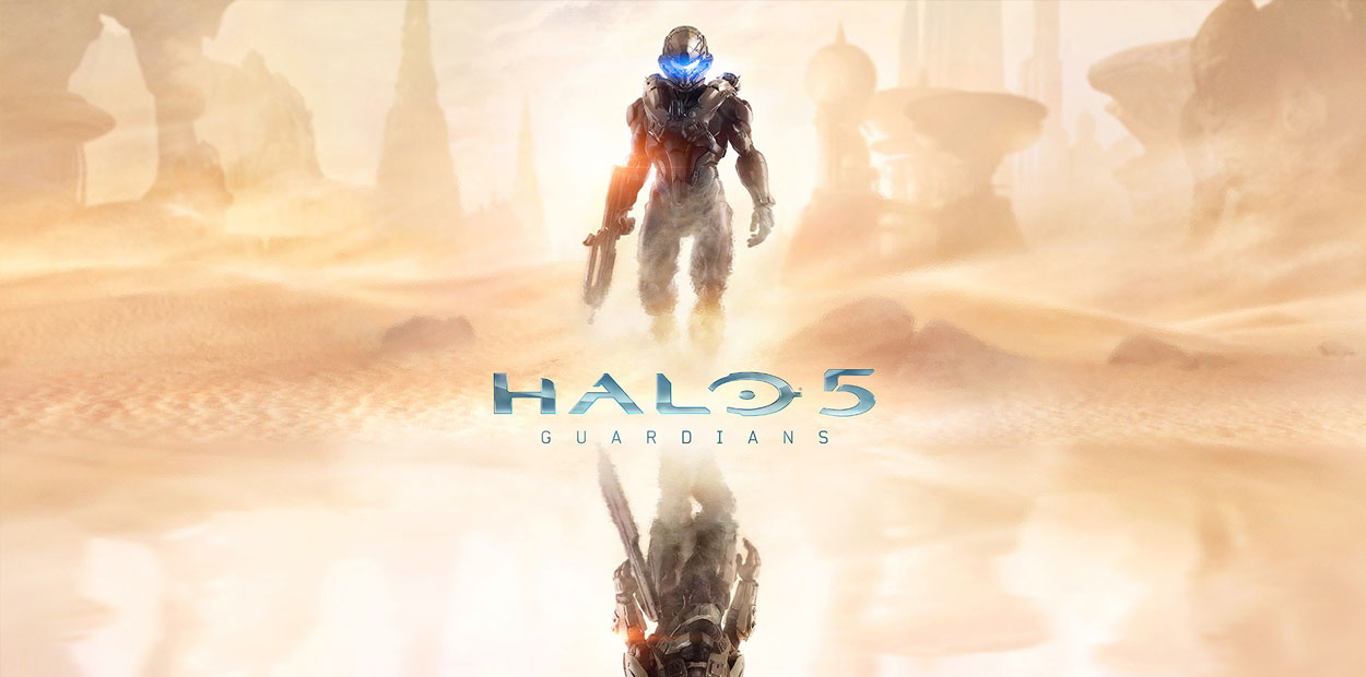 Halo 5 Guardians - The Master Chief Collection