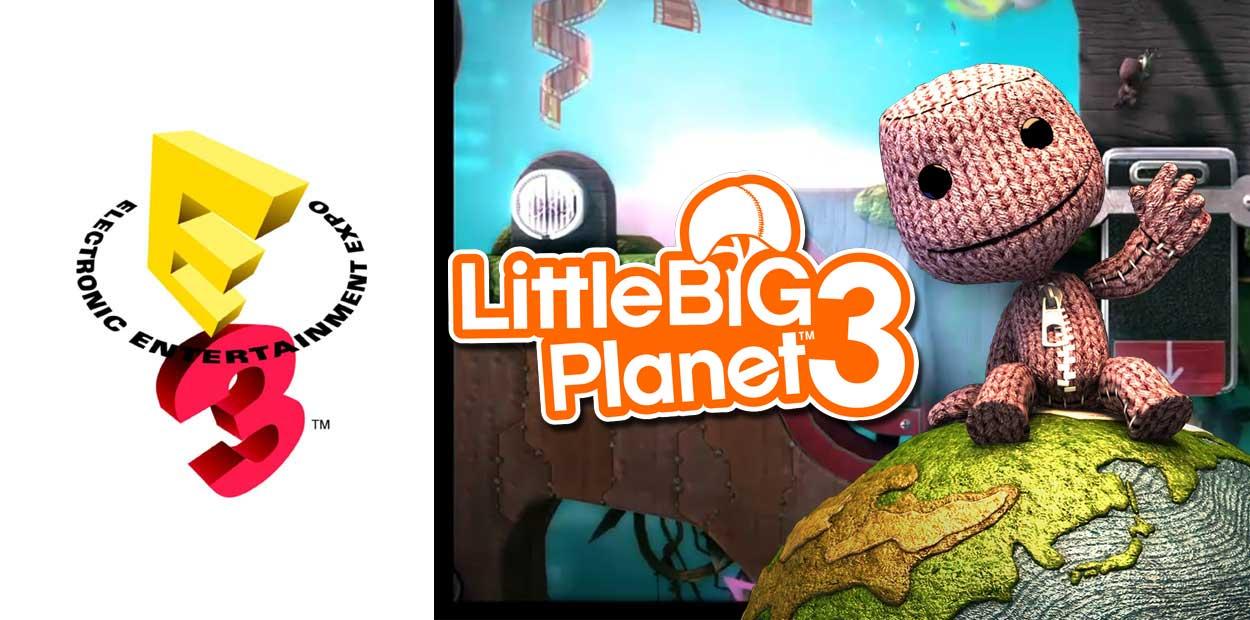 E3 2014 Littel Big Planet 3