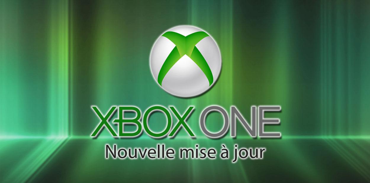 Mise à jour Xbox One juin 2014