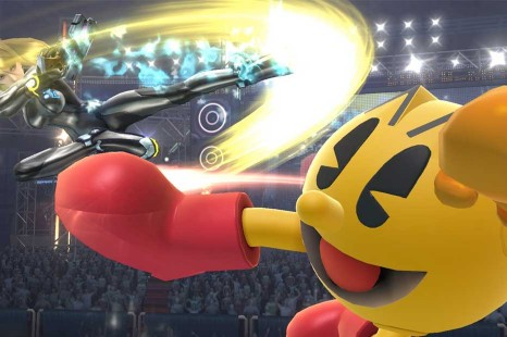 Pac-Man s'amène dans Super Smash Bros. !