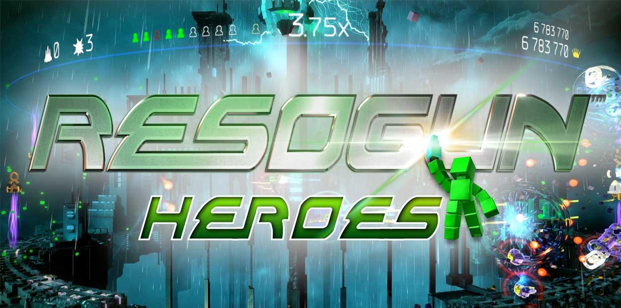 Resogun Heroes