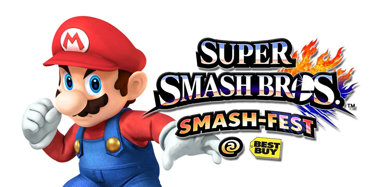 Super Smash Bros Best Buy