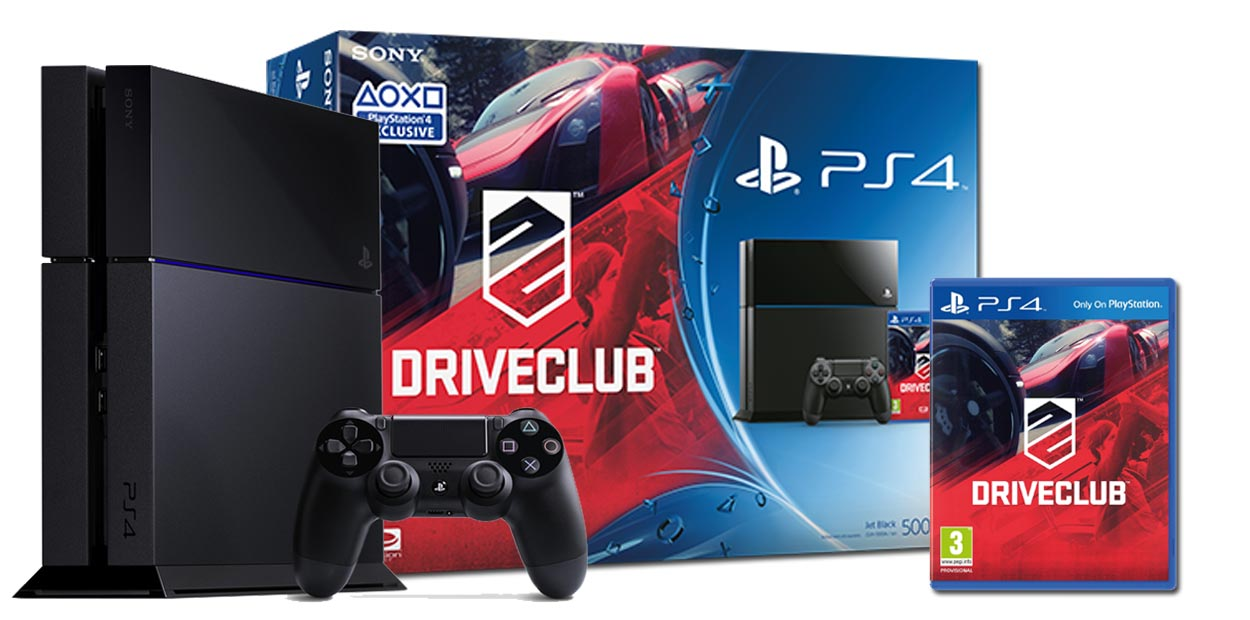 ensemble ps4 driveclub