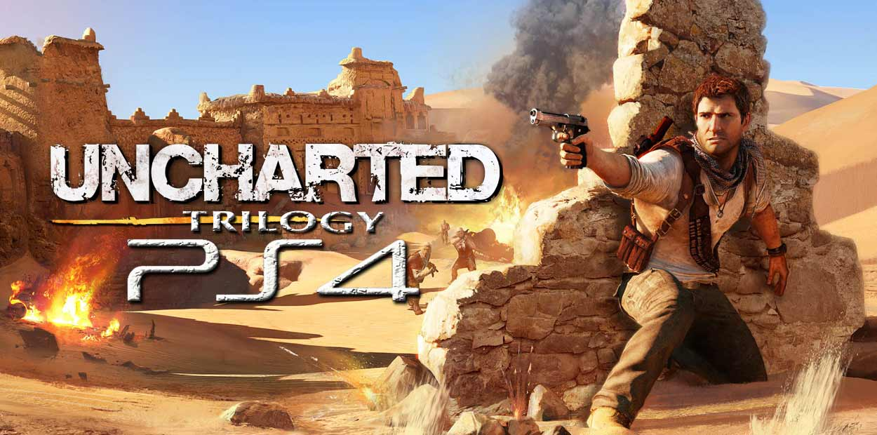 trilogie uncharted ps4