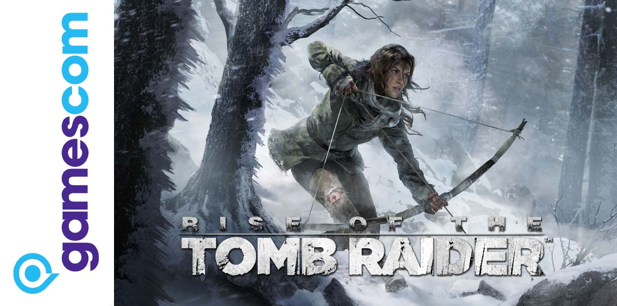 Rise of the tomb raider exclusif xbox one