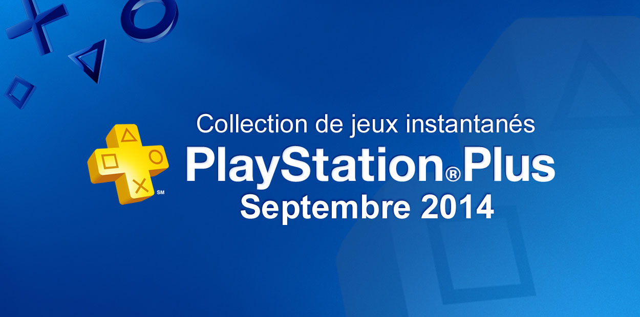 ps plus septembre 2014
