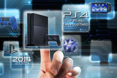 PlayStation 4   Le bilan après un an