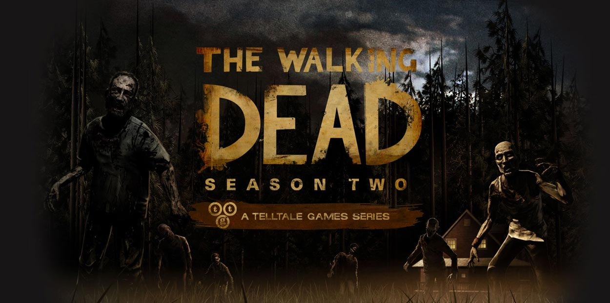 test ps3 the walking dead season 2