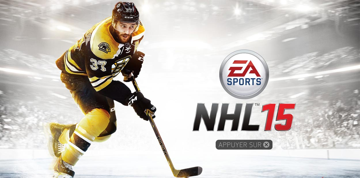 test ps4 nhl 15