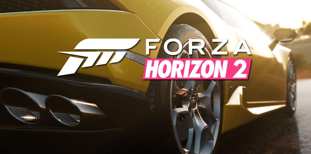 test xbox one forza horizon 2