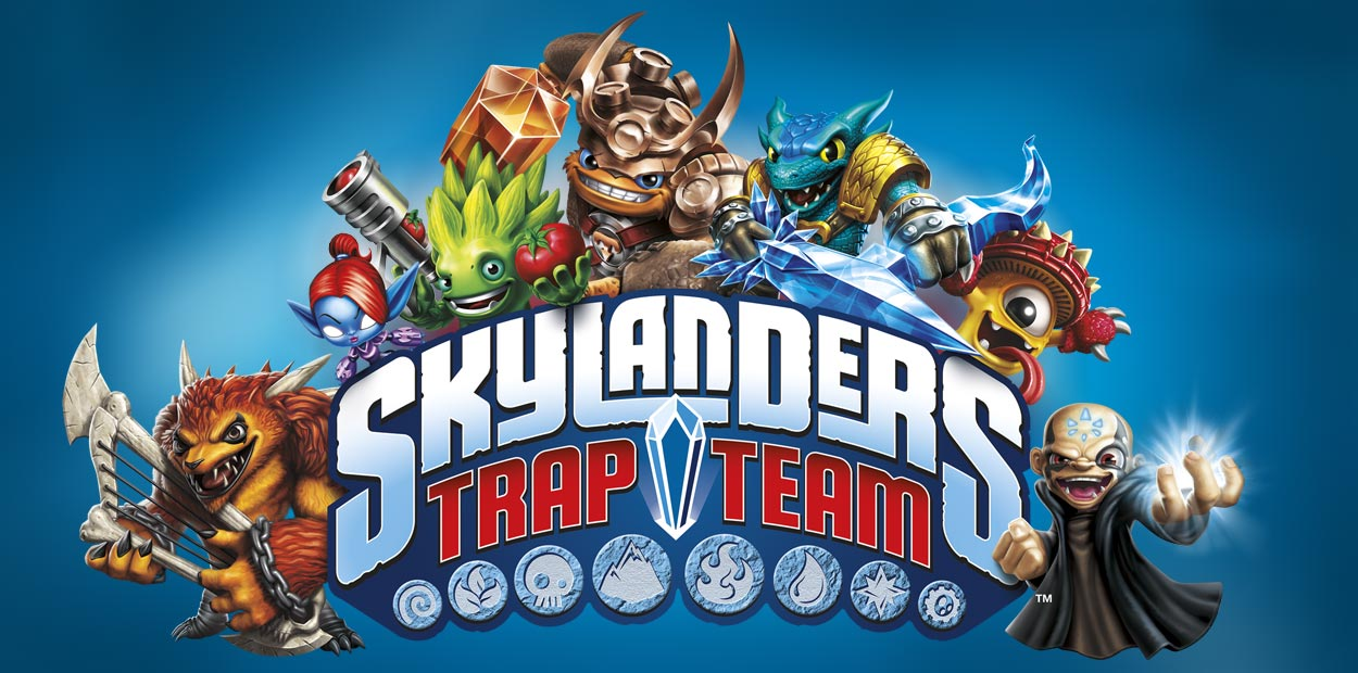 skylanders trap team test ps4