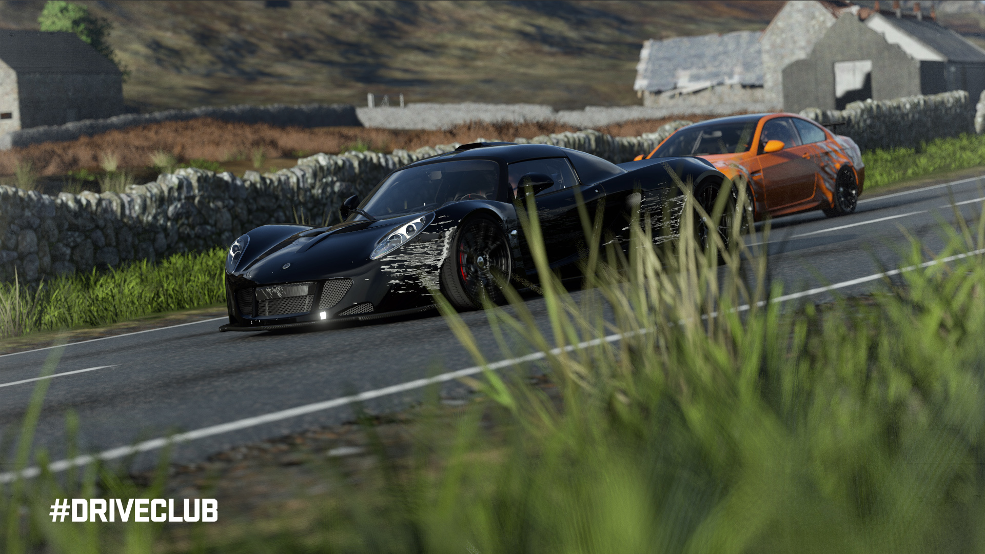 test ps4 driveclub