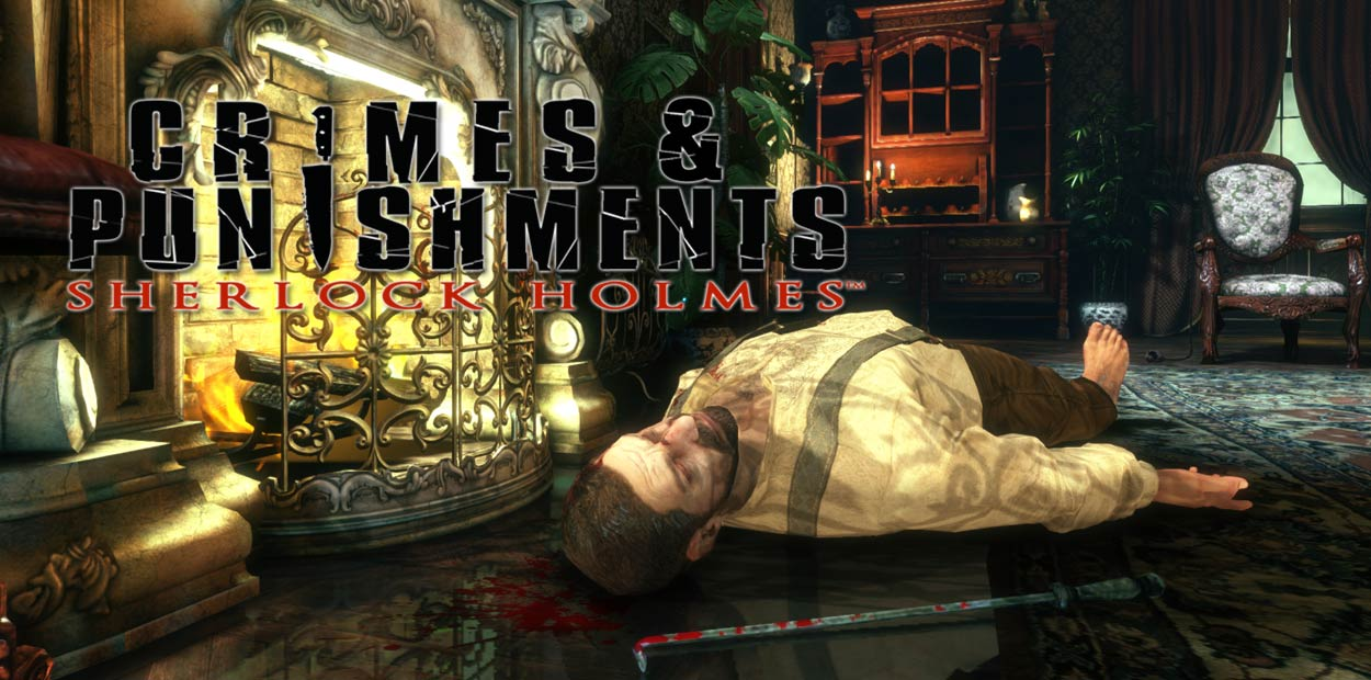 test sherlock holmes crimes and punishments xbox one