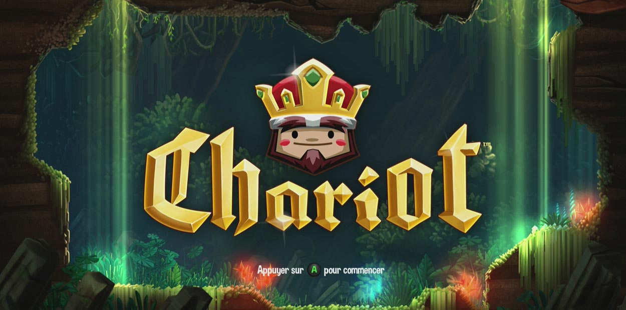 test xbox one chariot