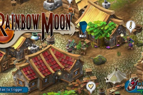 Test Cross-Play PS3 / PS Vita | Rainbow Moon