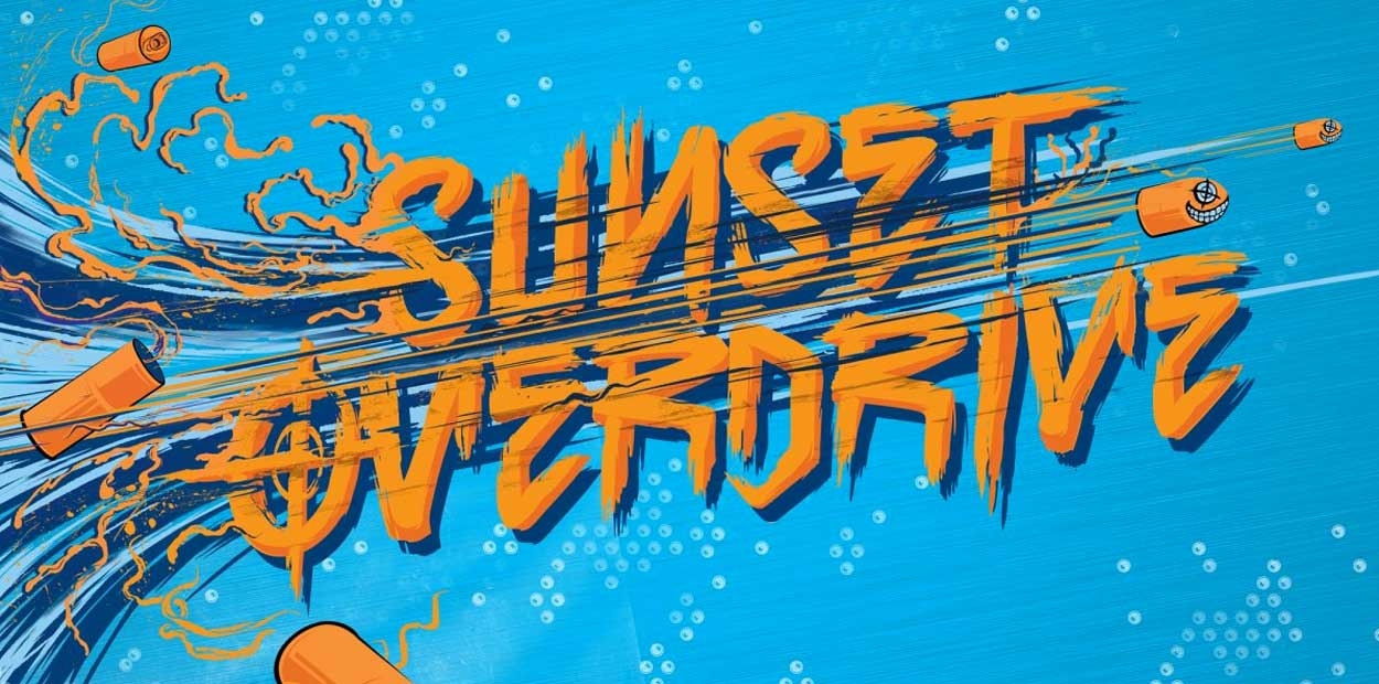 Test Xbox One Sunset Overdrive