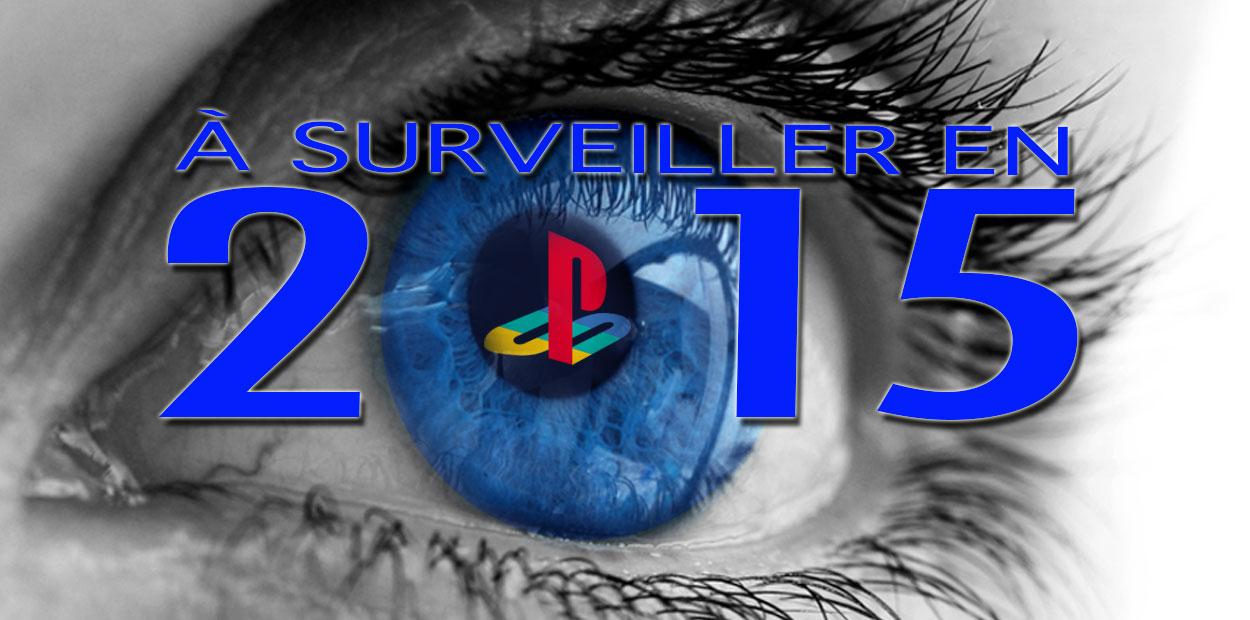 jeux a surveiller 2015 sony